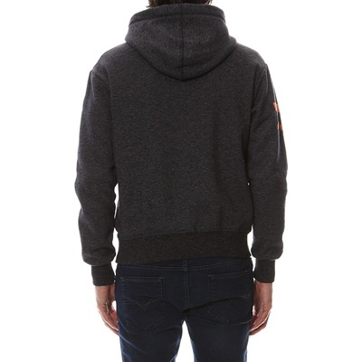 SUPERDRY Sweat à capuche - noir
