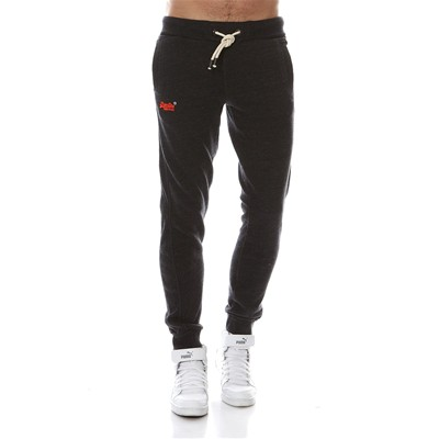 SUPERDRY Orange Label - Pantalon jogging - charbon