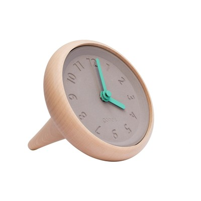 Gone's Toupie - horloge de table