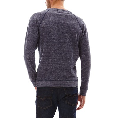 DIESEL ORESTES - Sweat-shirt - bleu