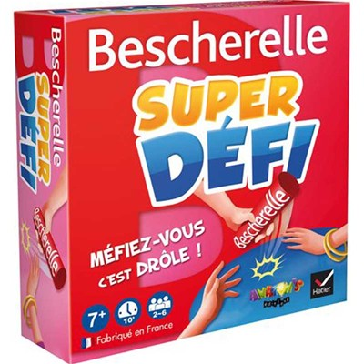 FRANCE CARTES Super defi - multicolore