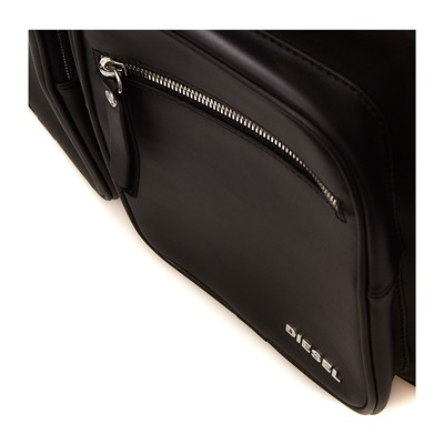 DIESEL LEATHER BEAT PHASERS - Sacs - noir