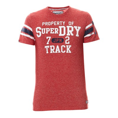 Trackster Sprint - T-shirt - rouge