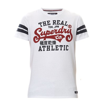 SUPERDRY Real Tokyo Tee - T-shirt - blanc