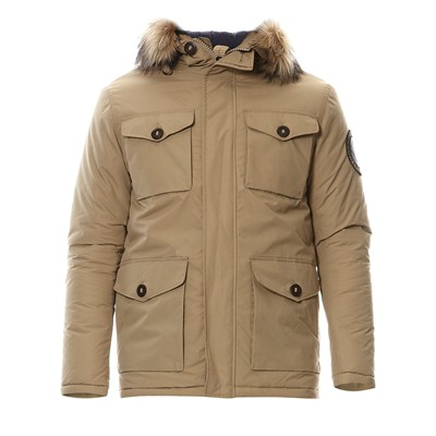 SUPERDRY Military Everest - Parka - sable
