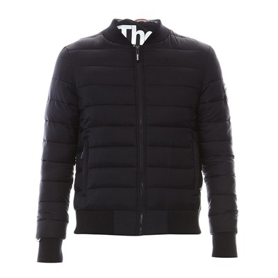 SUPERDRY Fuji - Bombers style doudoune - encre
