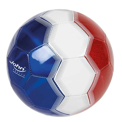 JOHN GMBH Ballon de Football FRANCE - multicolore