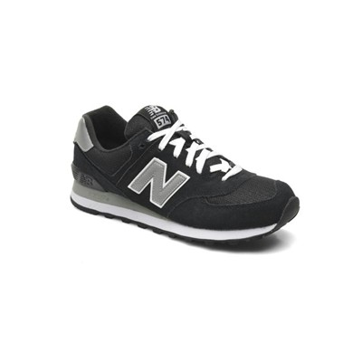 NEW BALANCE M574D - Baskets - noir