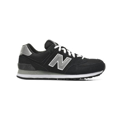 NEW BALANCE M574D - Baskets - denim noir