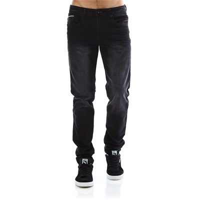 BEST MOUNTAIN Jean slim - noir