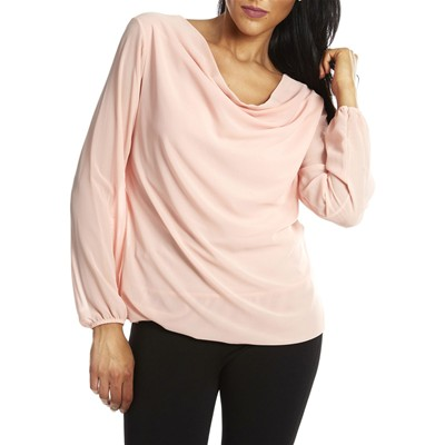 BETTY MOORE Top - rose