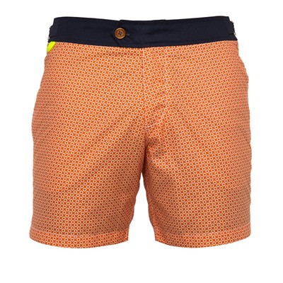 Air - Short de bain - orange