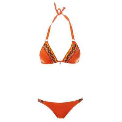 BANANA MOON Bluebell - Bas de maillot culotte - orange