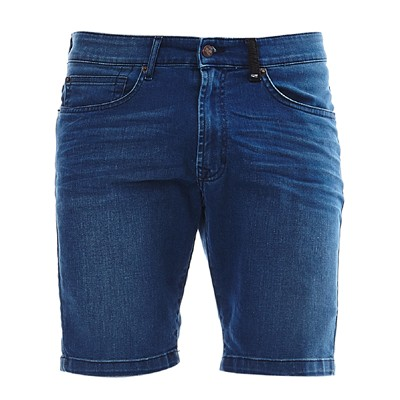 REDONDO EXTRA POWER - Short - denim bleu