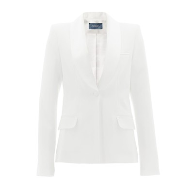 Veste de smoking - blanc