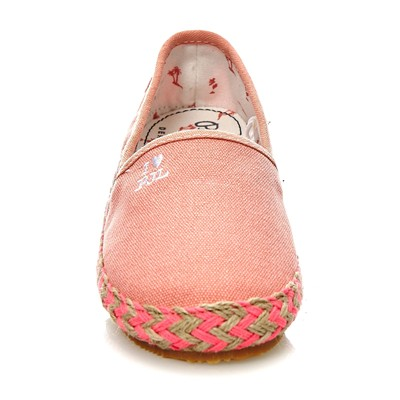 PEPE JEANS FOOTWEAR Game Palm - Espadrilles - rose
