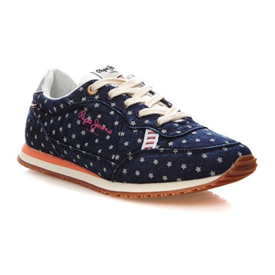 zapatillas Pepe Jeans Footwear Sydney Stars Zapatillas denim azul