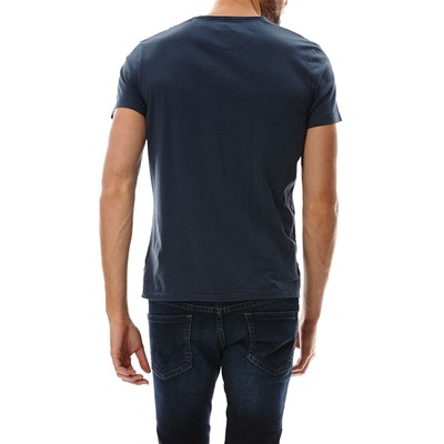 PEPE JEANS LONDON Carver - T-shirt - bleu marine