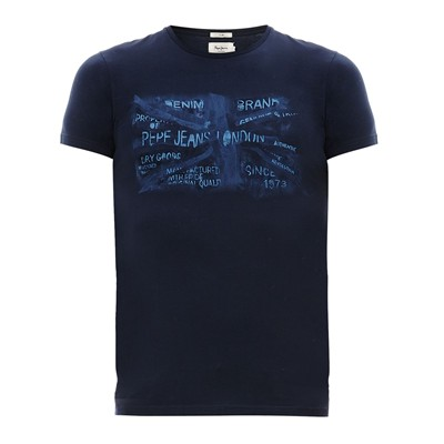 PEPE JEANS LONDON Ceto - T-shirt - bleu