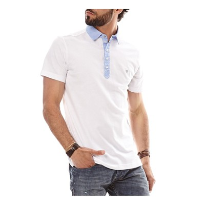 DIESEL Angier - Polo - blanc