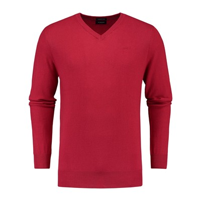 MCGREGOR Warlton - Pull - rouge