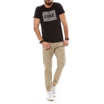 JACK & JONES Paris - T-shirt - noir