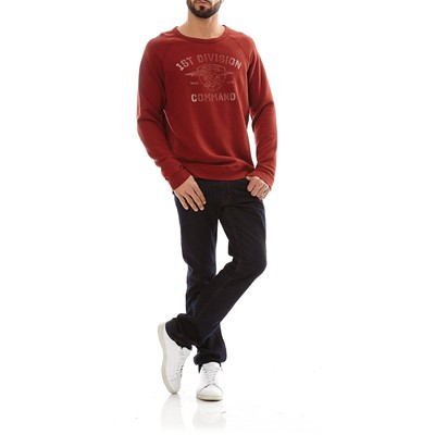 JACK & JONES Sweat-shirt - brique