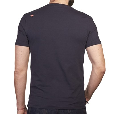 JAQK Turn - T-shirt - bleu marine