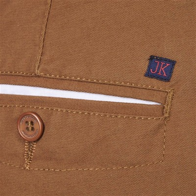 JAQK Rat Pack - Pantalon chino - tabac