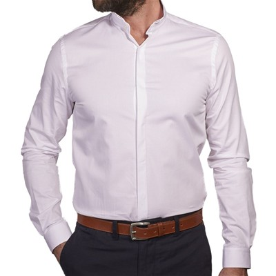 JAQK Stardust Alfred - Chemise - blanc