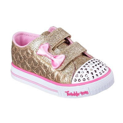 SKECHERS SHUFFLES - Baskets basses - rose