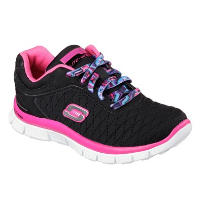 SKECHERS SKECH APPEAL - Baskets basses - noir