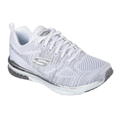 zapatillas Skechers SKECH AIR INFINTY Zapatillas plateado