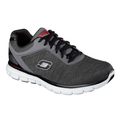 SKECHERS SYNERGY - Baskets basses - gris