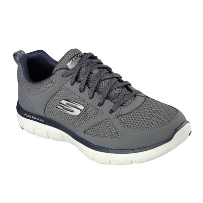 SKECHERS FLEX ADVANTAGE 2.0 - Baskets basses - gris