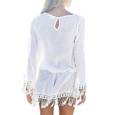 SEA SWIM Robe de plage - blanc