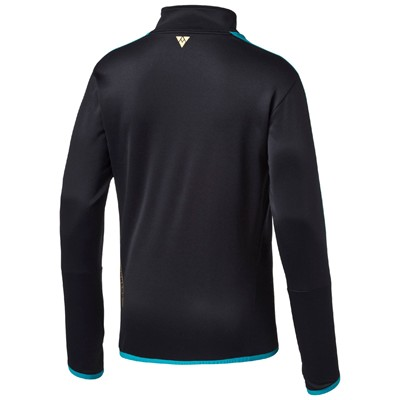 PUMA Jr Afc 1/4 - Sweat-shirt - turquoise