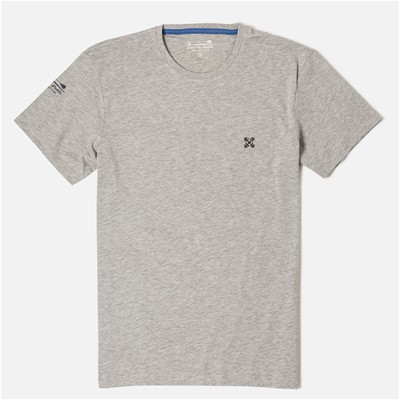 OXBOW Stenec - T-shirt - gris chine
