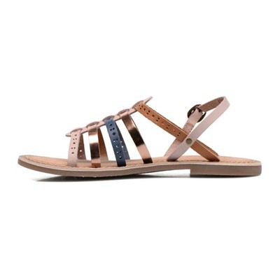 KICKERS Dixmillion Perf - Sandales - camel