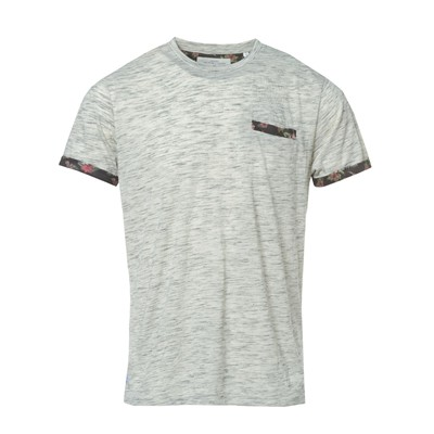 Deeluxe Andreas - t-shirt manches courtes - blanc