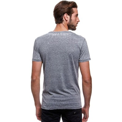 GUESS Spin Out - T-shirt - gris