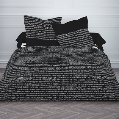 Today Enjoy - Conjunto de cama - negro
