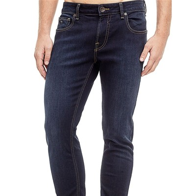 GUESS Jean skinny - denim bleu