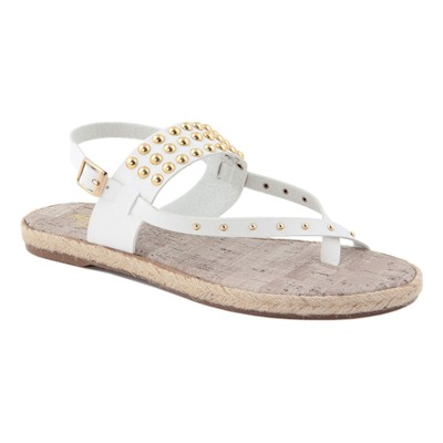 zapatillas Mine Vaganti Sandalias blanco