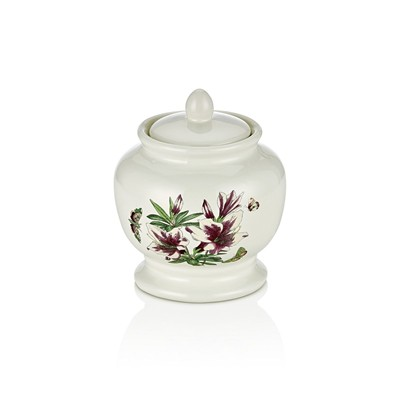 NOBLE LIFE KITCHEN Sucrier en porcelaine - imprimé