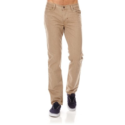 Redskins Jean Slim recto - beige