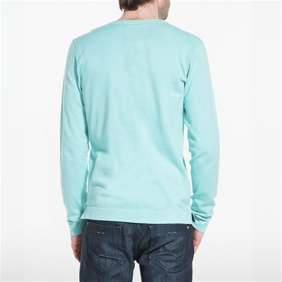 BONOBO JEANS Pull - turquoise