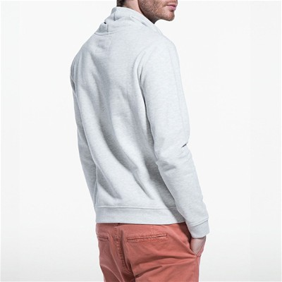 BONOBO JEANS Sweat-shirt - blanc