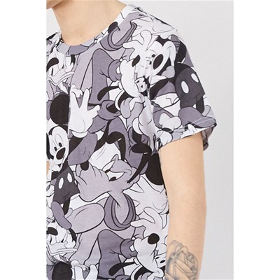 ELEVEN PARIS Diskey - T-shirt - blanc