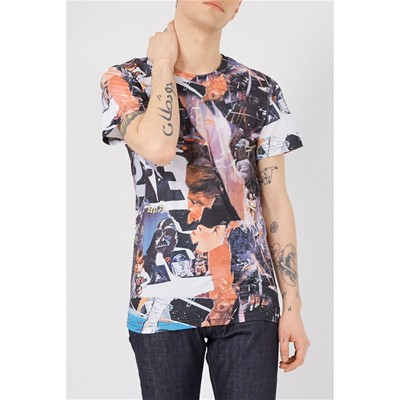 ELEVEN PARIS Distar - T-shirt - multicolore
